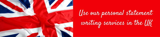 uk personal statement writing