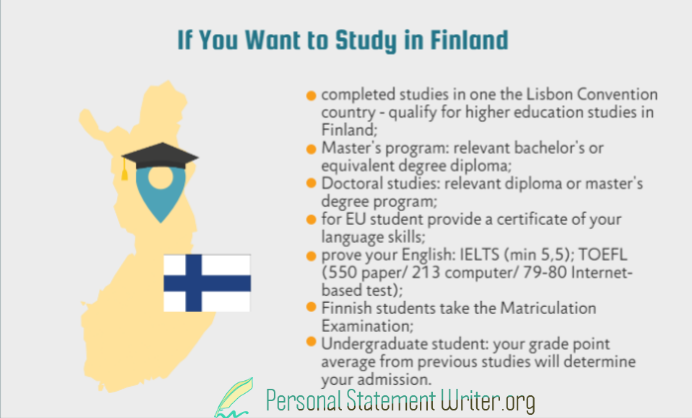 If You Want to Study in Finland
