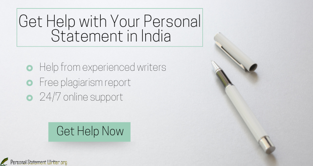 india personal mission statement service