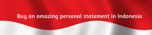 indonesia personal statement editing services