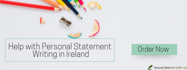 ireland personal statement for masters