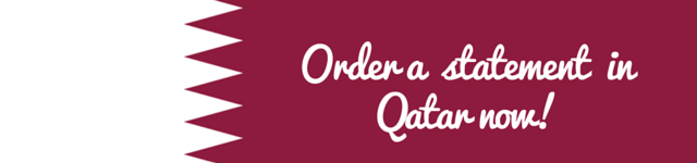 qatar personal statement