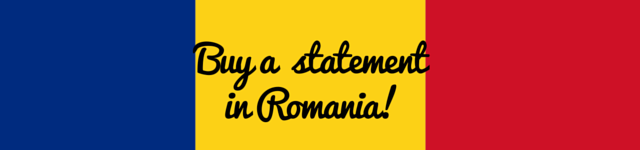 romania personal statement