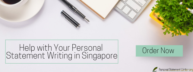 singapore ucas personal statement service