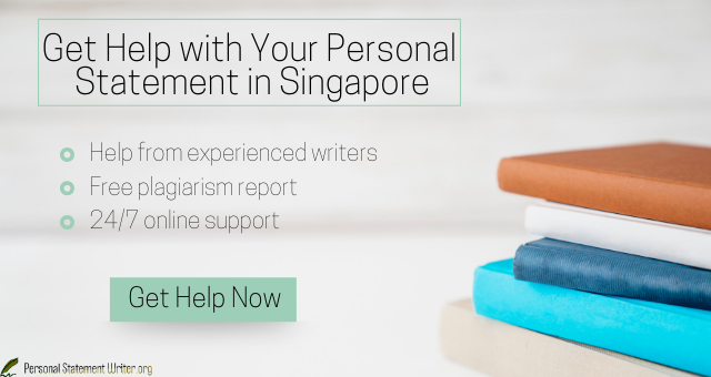 singapore ucas personal statement
