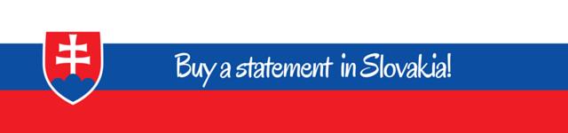 slovakia personal statement