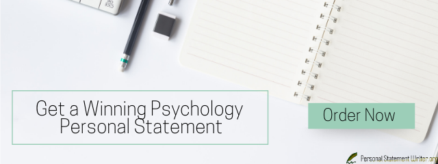 personal statements for psychology help