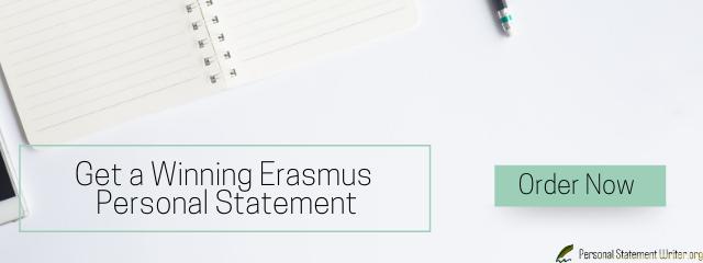 erasmus personal statement help