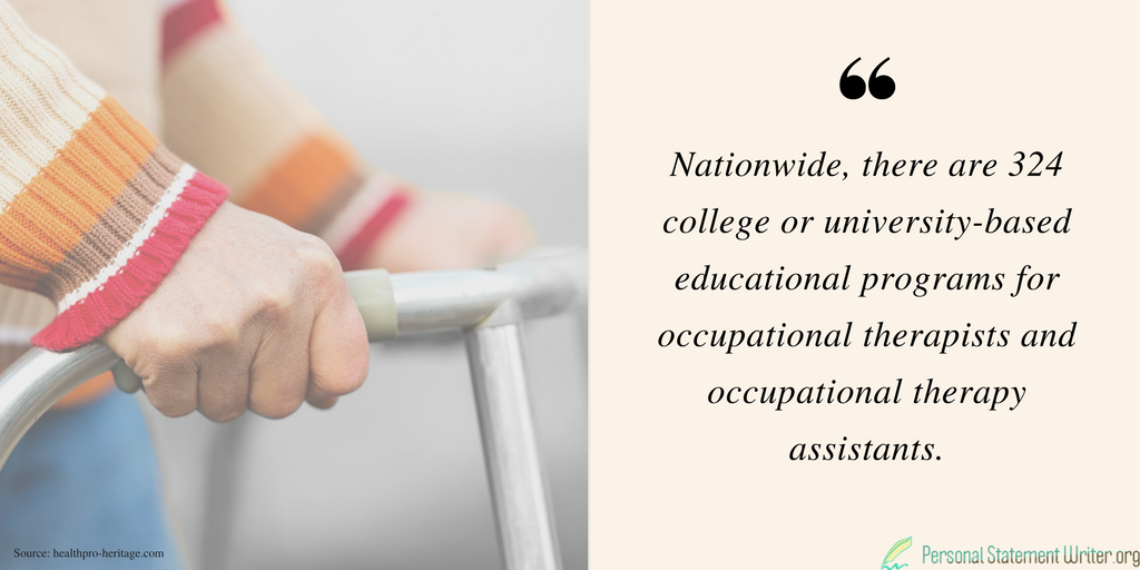 Custom admissions essay occupational therapy