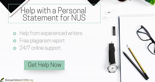 nus addmission process