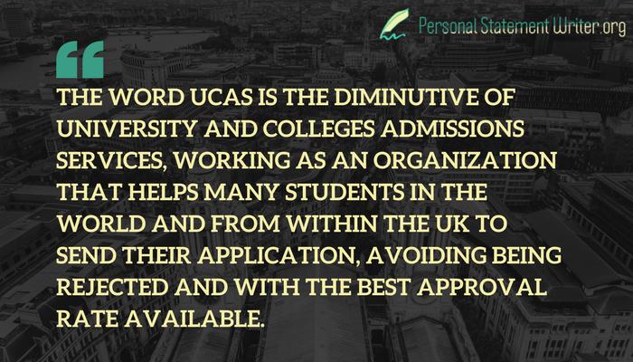 ucas definition