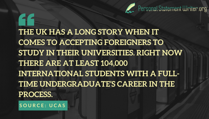 ucas international students statistics