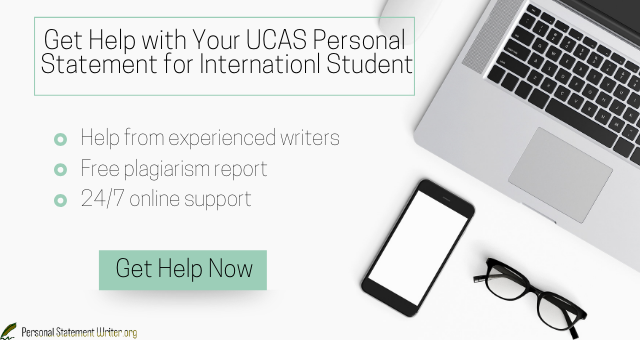 ucas personal statement examples international student