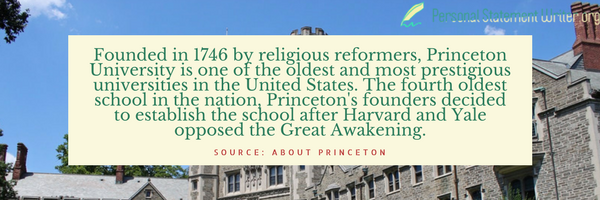 princeton university history