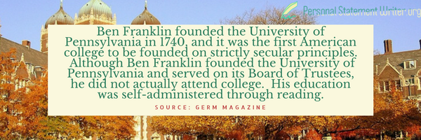 university of pennsylvania history