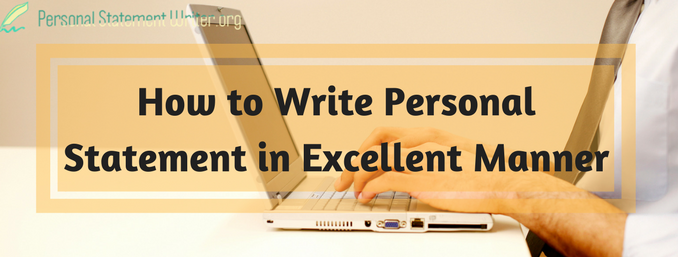 how to write excellent history personal statement