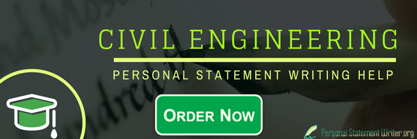 professional personal statement for civil engineering
