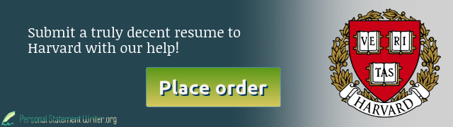 harvard resume writing services